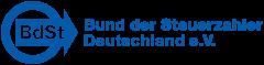 Logo bund der Steuerzahler